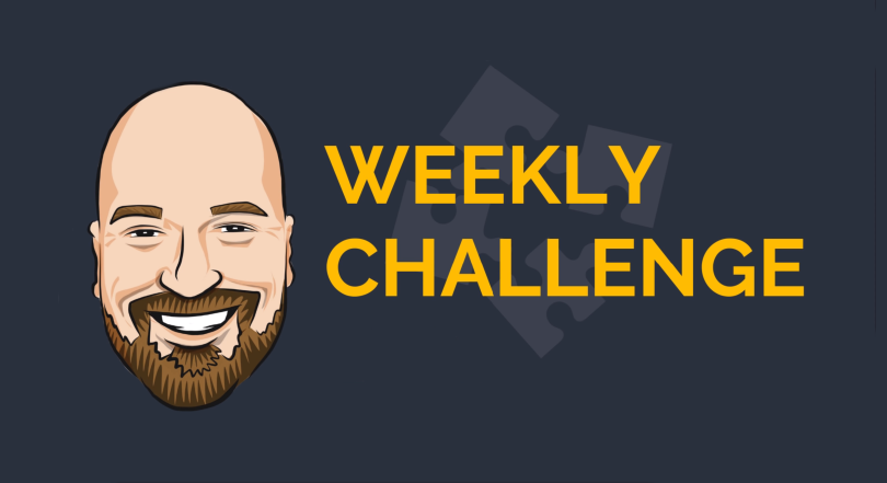 Weekly Challange Logo